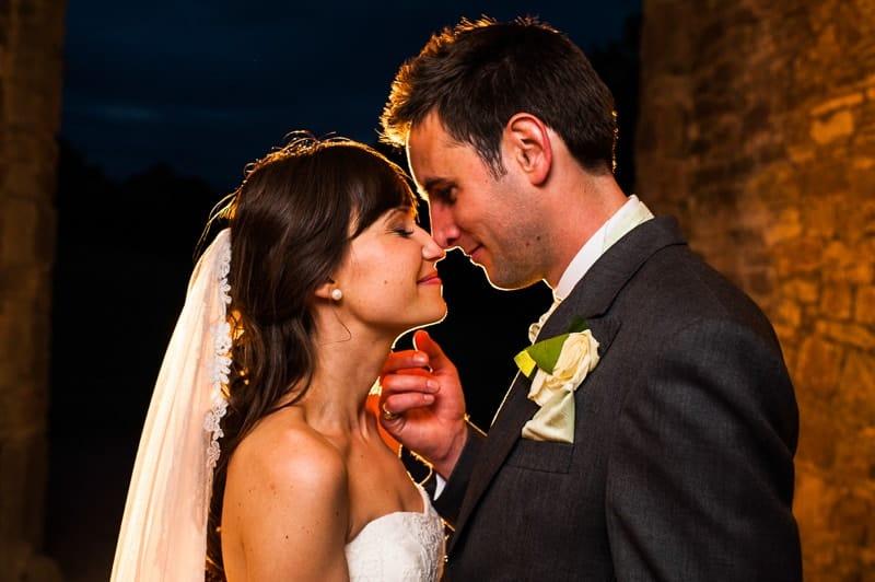 Clearwell Castle - Wedding Couple