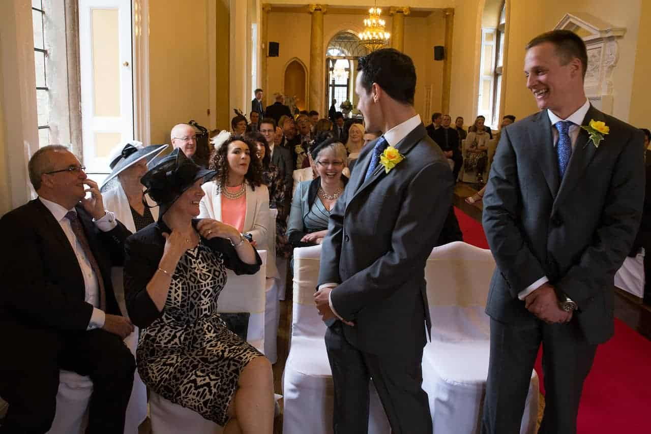 Rachel and Tom's Wedding at Clearwell Castle