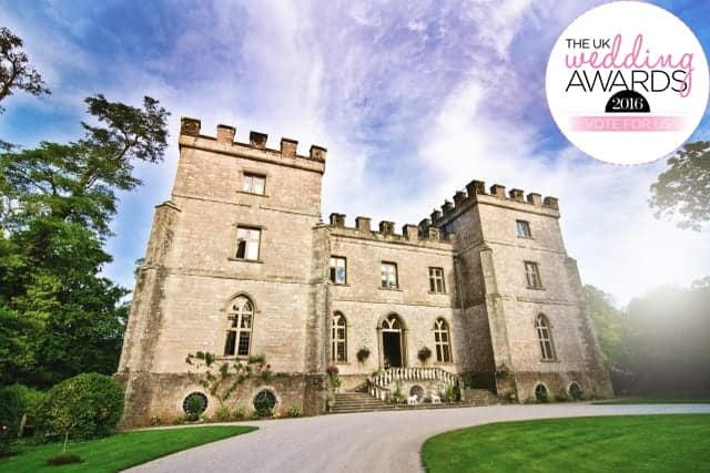 Clearwell Castle - Vote for Us